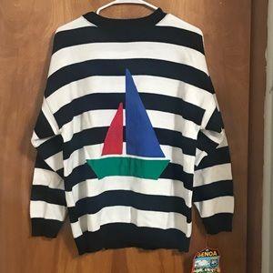 NWT!!' Vintage Genoa Sweater